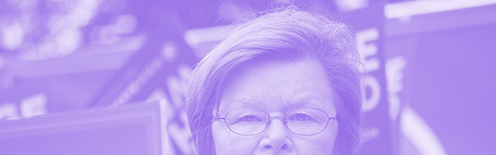 La sénatrice démocrate Barbara Mikulski