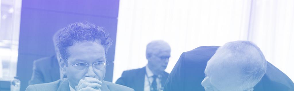 Jeroem Dijsselbloem, le président de l'eurogroupe, samedi 27 juin 2015