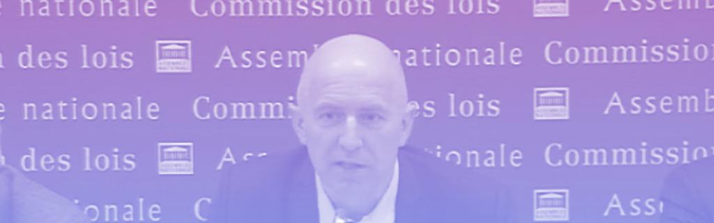 Dominique Potier, député PS, en commission des Lois, Assemblée nationale, 16 mars 2016.