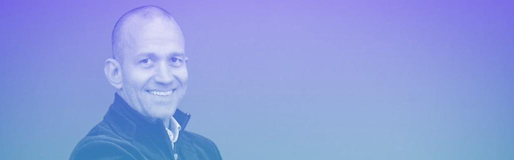 Mikael Sala, président du collectif Croissance bleue marine