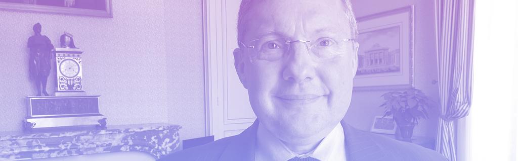 Philippe Bas, président de la commission des Lois du Sénat, rapporteur des lois de confiance