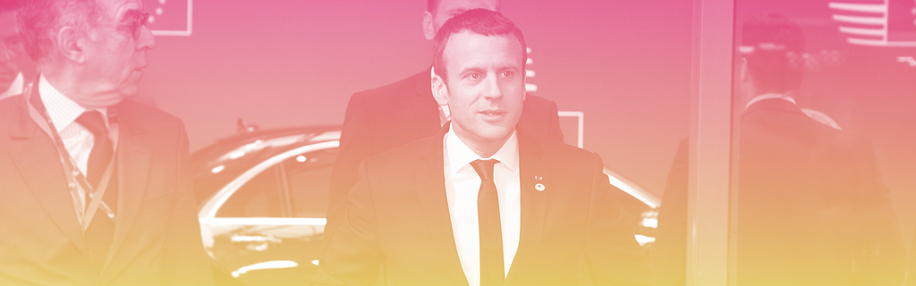 Macron l'européen, entre discours de modernité et tradition française