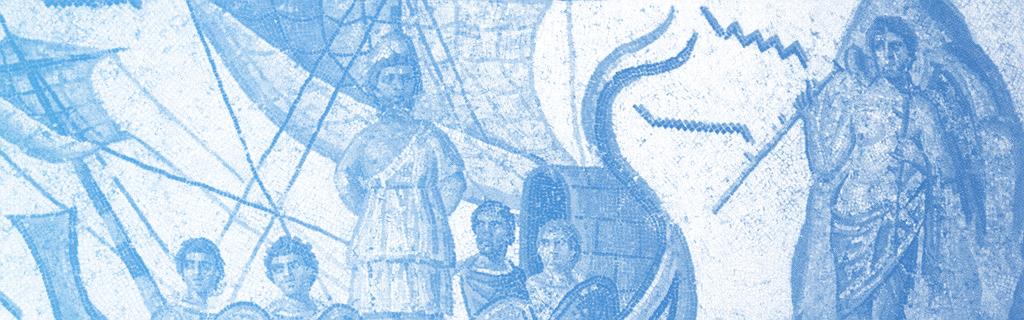 L'Odyssée d'Ulysse (mosaïque romaine du IIIe siècle avant J.-C.)