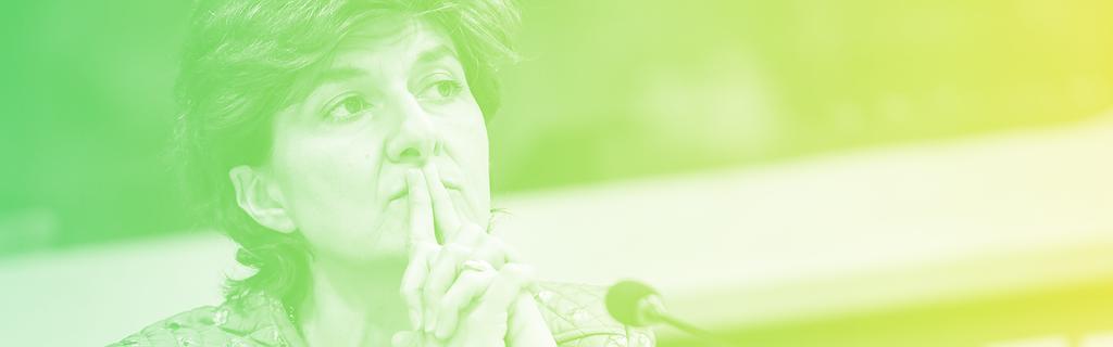 Marché intérieur: la main verte de Sylvie Goulard en question