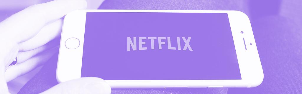 Netflix sur smartphone