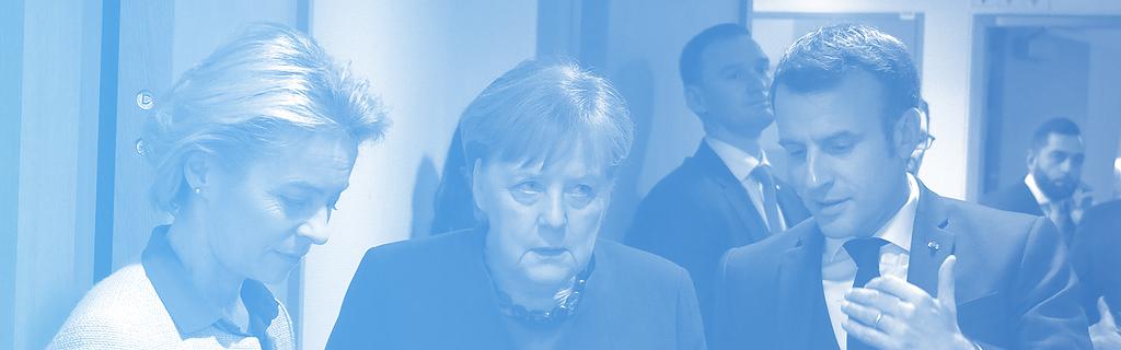 Relance européenne: un couple franco-allemand imparfait et un plan sous pression