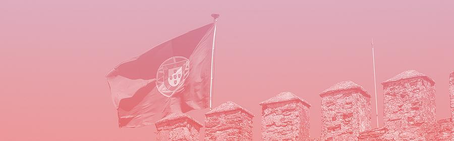 Le drapeau portugais
