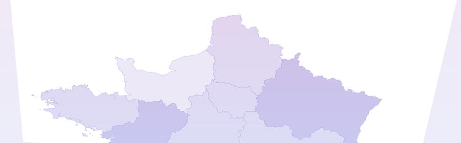 Alliances, investitures, rapports de force : suivez la campagne des régionales avec notre carte interactive