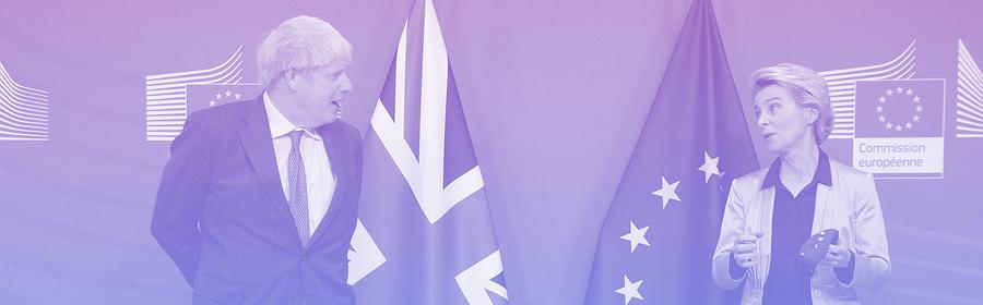Entre Européens et Britanniques, les failles de l'après-Brexit apparaissent déjà