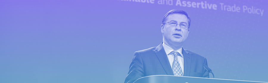 Politique commerciale: ce que la crise a changé (ou pas) pour la Commission européenne
