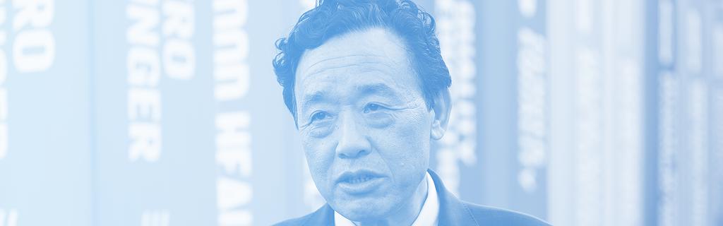 Qu Dongyu en 2019