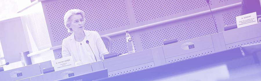A la Commission, la greffe Ursula Von der Leyen ne prend pas
